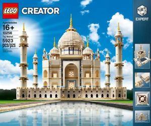 LEGO 10256 Taj Mahal nuevo y precintado