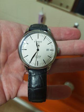Vendo reloj clásico Tissot automático