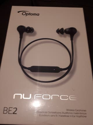 Auriculares Optoma NU FORCE BE2
