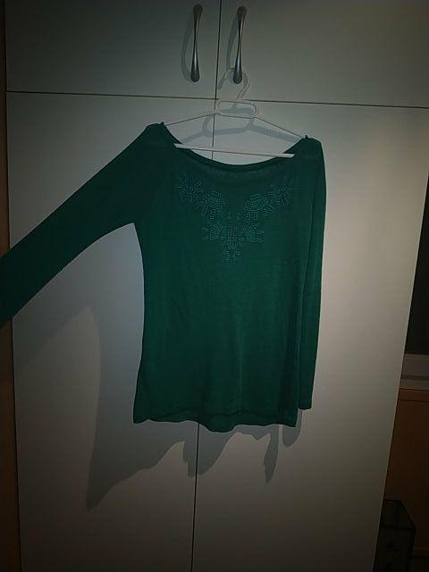 camiseta ancha de mujer
