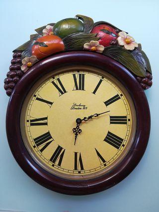 Reloj de pared de comedor