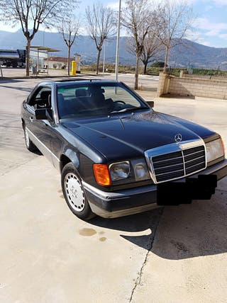 Mercedes-Benz Coupe 1988