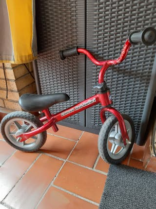 Bicicleta Chicco Red.Bullet