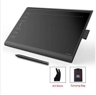 Tableta grafica HUION H610 PLUS