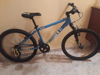 Bicicleta Decathlon Rock Rider 5.0 azul