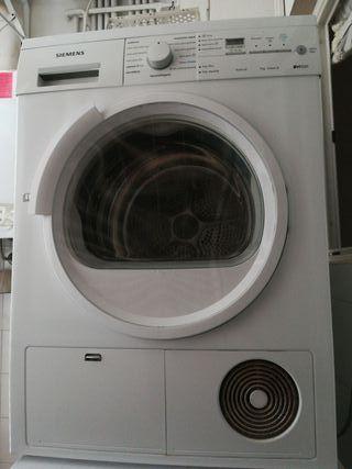 secadora con depósito de agua condensacion