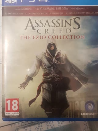 Assassins's Creed The Ezio Collection