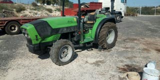 Tractor Deuthz 420F Agrotor