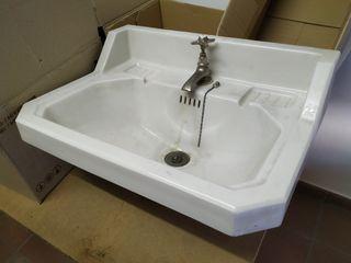 lavabo años 50