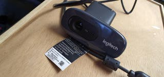 webcam Logitech 720