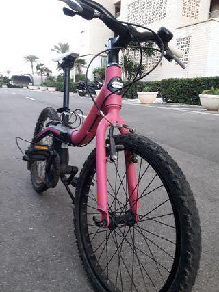 Bici Orbea infantil