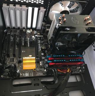Kit Placa Base + Procesador + Ram
