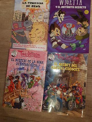 pack libros infantil