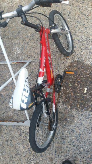 bicikleta niño