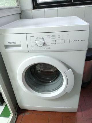 lavadora Siemens