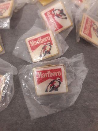 Pins de Marlboro