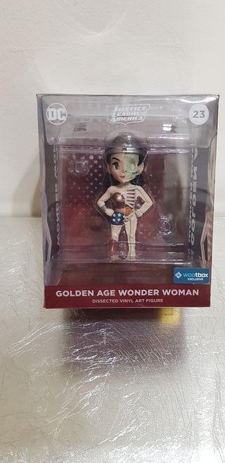 Figura Wonder Woman nueva