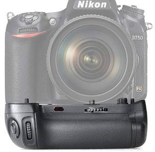 Batery grip para Nikon D750
