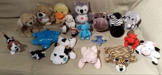 LOTE REGALO + LOTE 20 PELUCHES ANIMALES