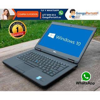 Portátil Dell Latitude E5440, i5 / Cam / 8Gb / 500