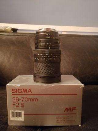 Sigma 28-70 f2.8 Sony E