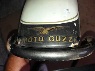 guardabarros de motoguzzi California