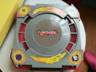 Ring de combate de peonzas