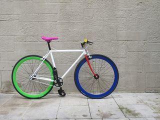 Bicicleta Fixie/Single speed