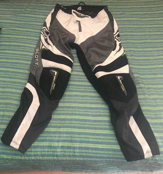 Pantalones moto niño
