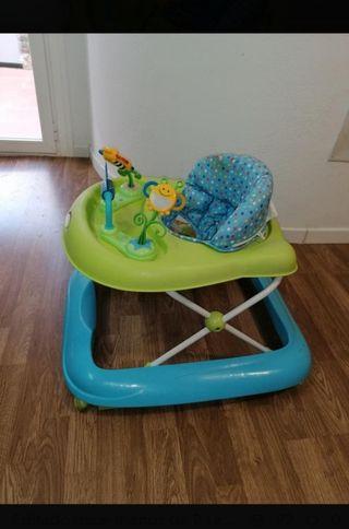 Andador de bebé tacataca