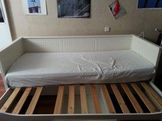 estructura de cama divan ikea