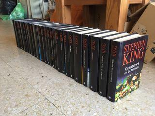 Colección libros Stephen King