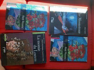libros de texto y de lectura