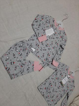 pijama de niñas