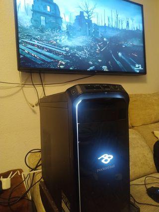 PC gaming, I5, 12GB RAM, GTX 950, SSD, 1TB