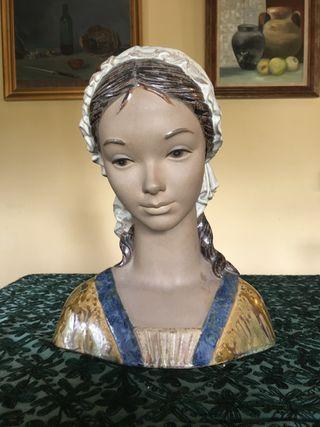 Busto mujer Lladro