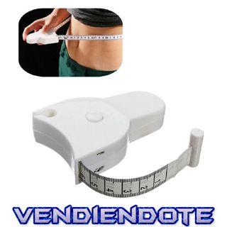 Cinta Metrica medidor de grasa corporal Fitness