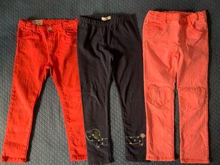 Pantalones niña y vestidos
