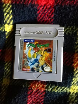juego tail gator para gameboy