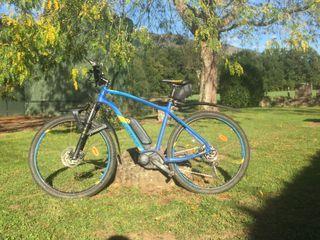 bicicleta eléctrica montaña 500 Wh