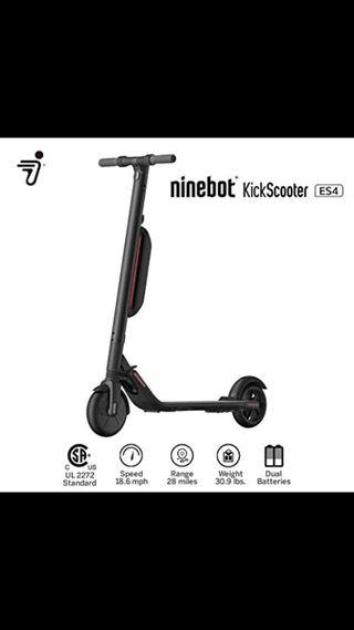 Ninebot Segway ES4 Patinete