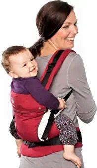 mochila ergonómica portabebés