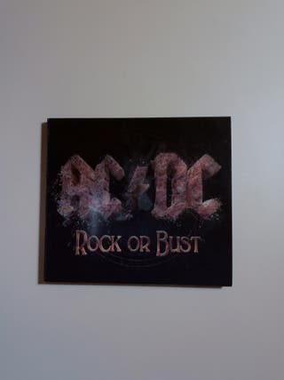 """Rock or Bust"", AC/DC"