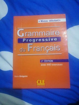libro texto frances