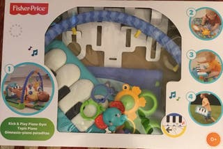 Piano pataditas fisher price