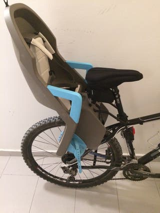 Silla porta bebe bici