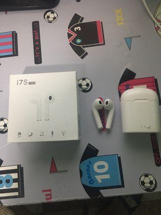 Earpods IPhone I7S