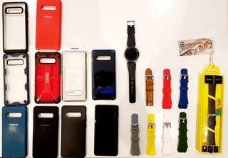 Samsung Galaxy S10+ / Samsung Galaxy Whatch