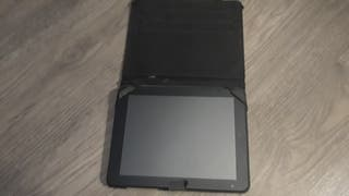 Tablet BQ Curie con funda
