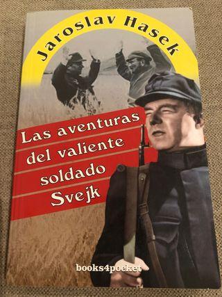 """""""Las aventuras del valiente soldado Svejk"""""""